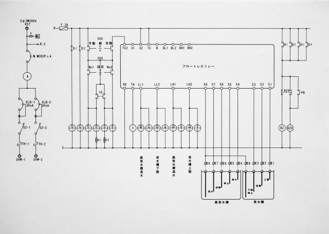 シーケンス回路図例