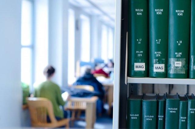 図書館_自主学習室