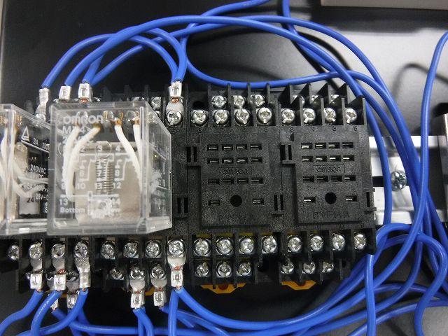 検定盤回路修復