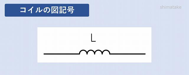 コイルの図記号