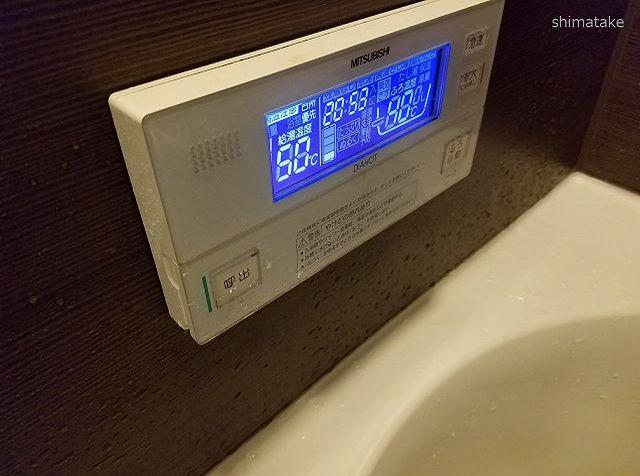 浴槽パネル_水滴