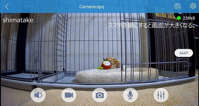 iegeekカメラ画像横