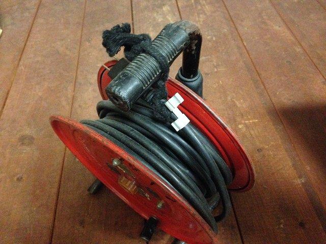 電工ドラム(ドラムリール)