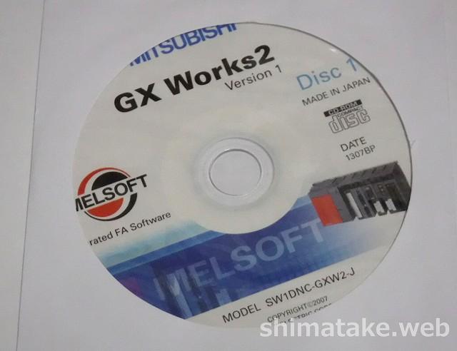 ソフトGX Works2